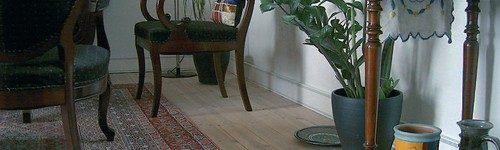 Elpan in de woonkamer als hoofd verwarming