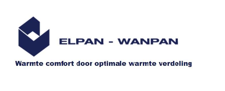 Elpan Wanpan, convectie en infrarood warmte in één verwarming