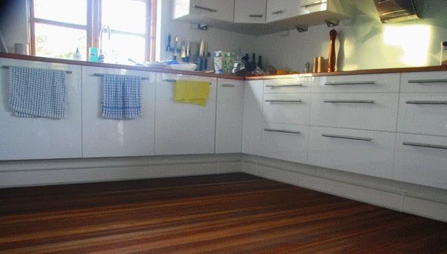Plint Verwarming In De Keuken Laag Dun En Nagenoeg Onzichtbaar